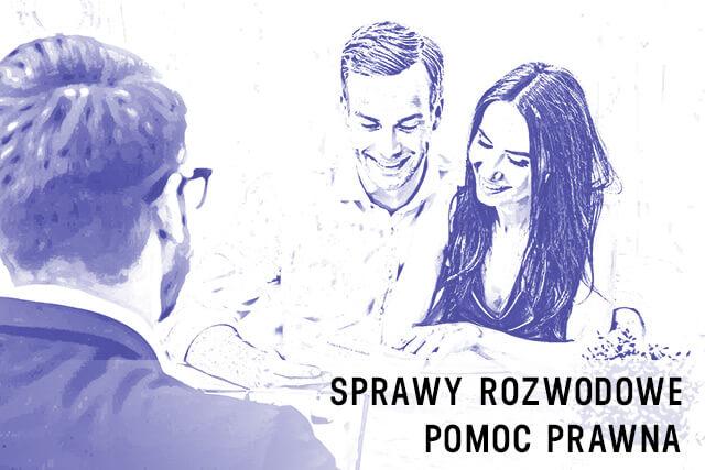 Sprawy rozwodowe - prawnik Kraków