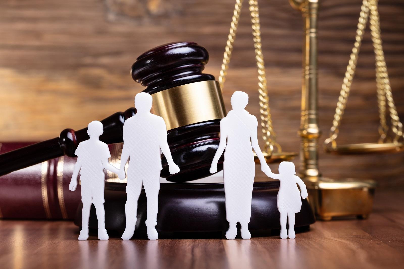 rozwód a opieka nad dzieckiem