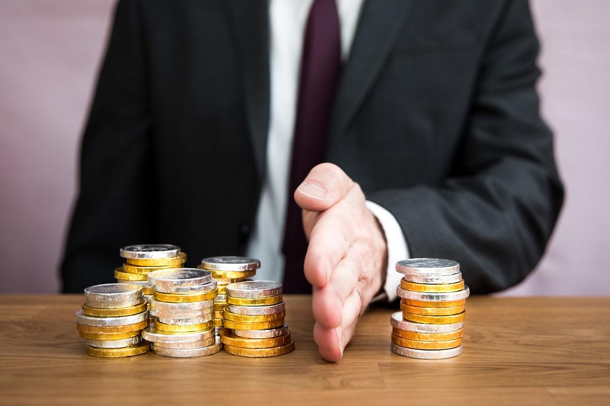 nierówny podział majątku